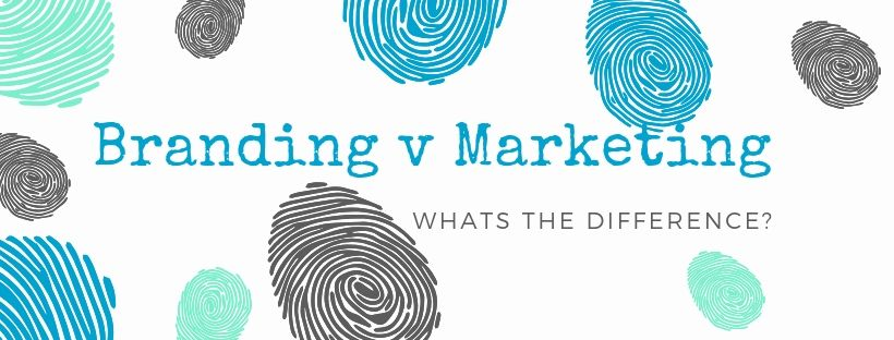 Branding and Marketing. What's the difference?