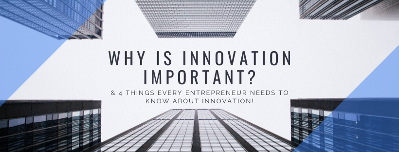 What is innovation and why is it so important in entrepreneurship.
