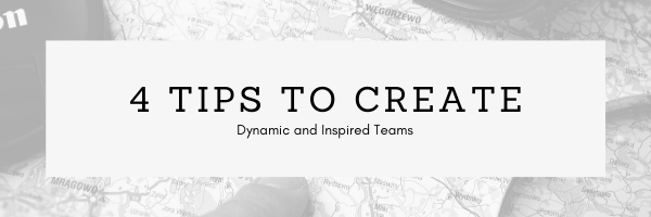 4 Ways to Share Your Vision and Build an Inspired Team