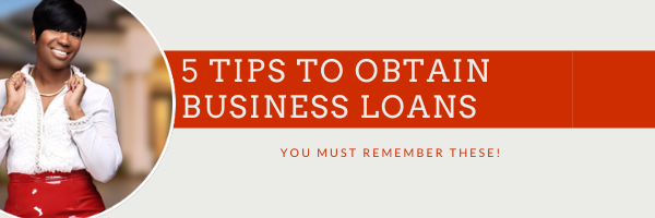 5 Business Loan Tips You Need to Know