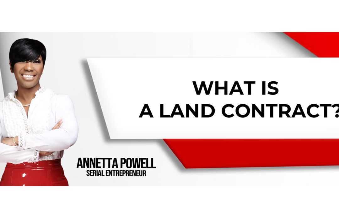 What is a landcontract?